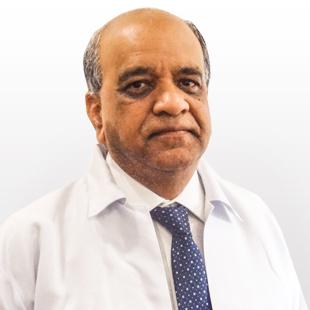 Dr Rajan Shah