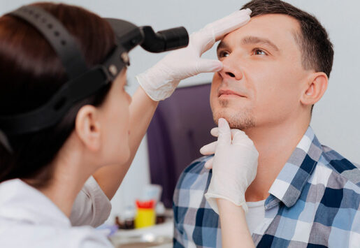 Nose and Sinus Disorders diagnosis