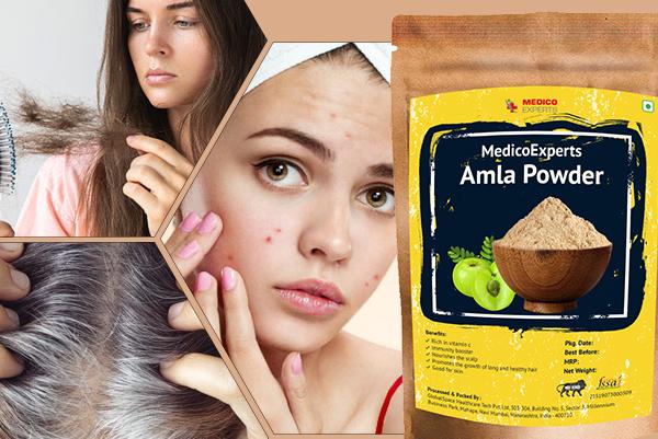 Benefits of amla powder